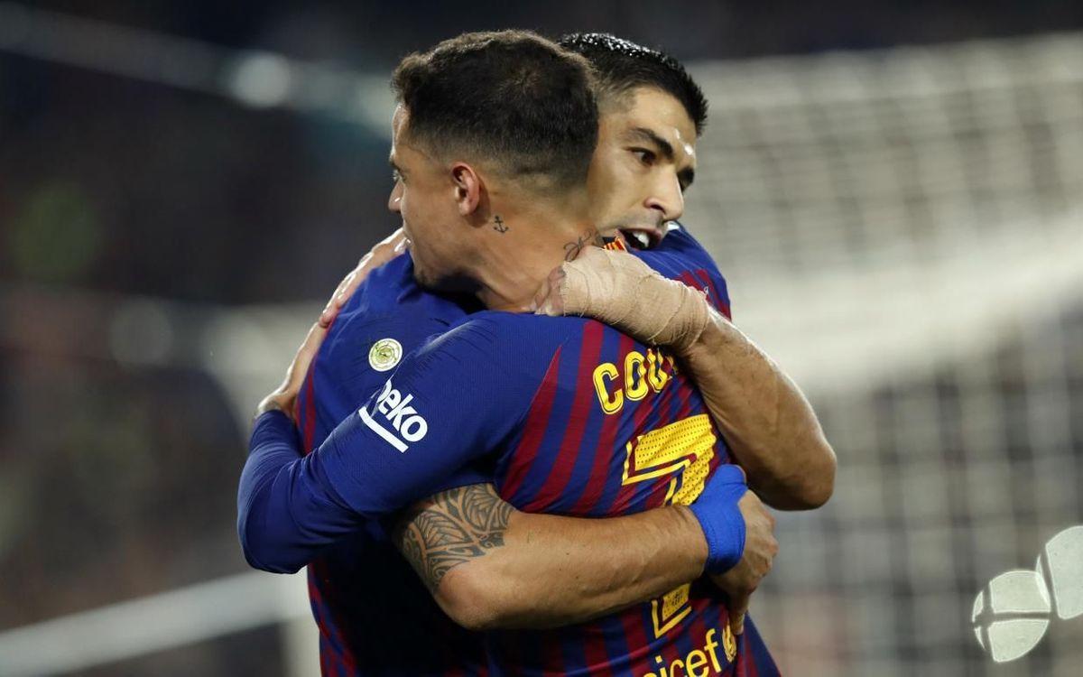 Les liens entre le Barça et Liverpool