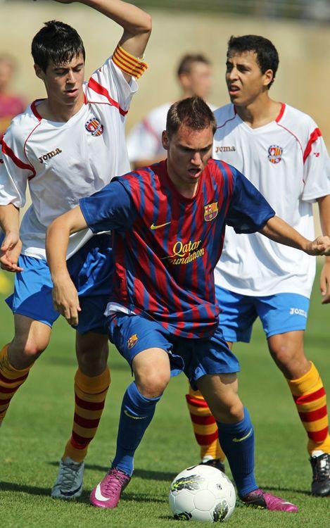 El Juvenil A se impone en Lleida con un triunfo contundente (0-3)