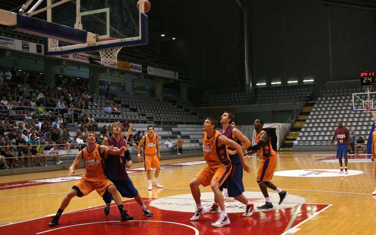Estrena amb derrota (71-75)