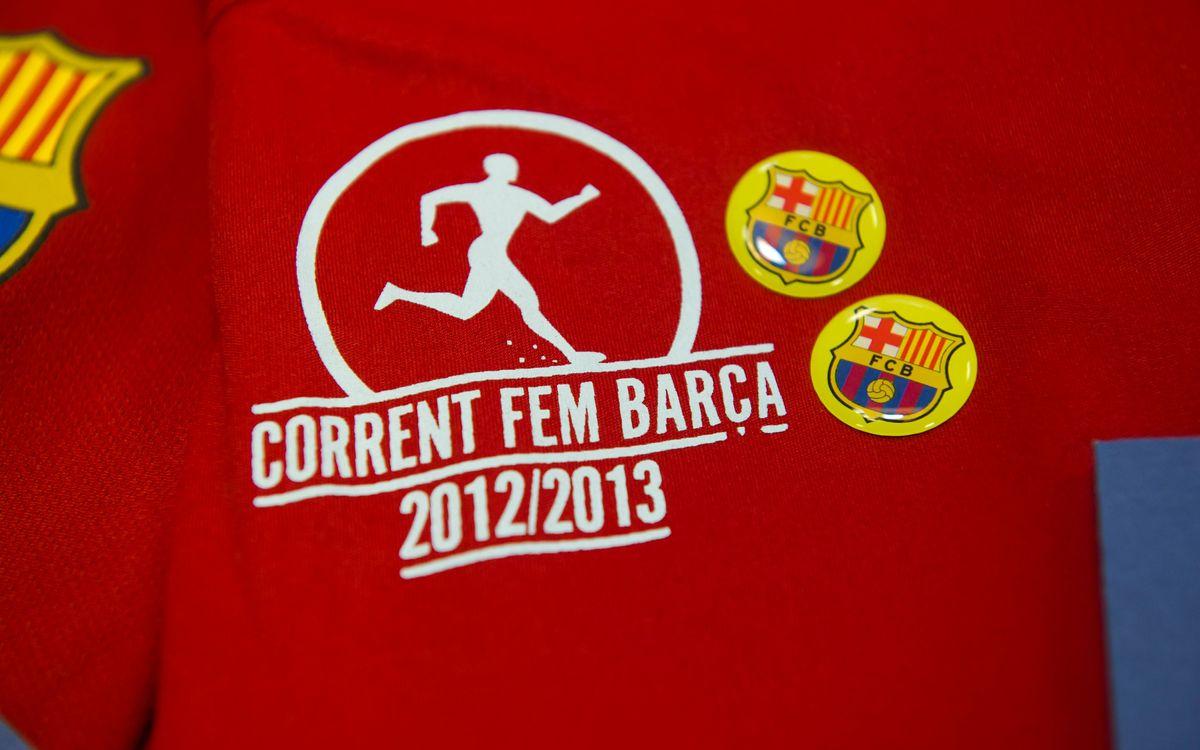 Arrenca 'Corrent Fem Barça'