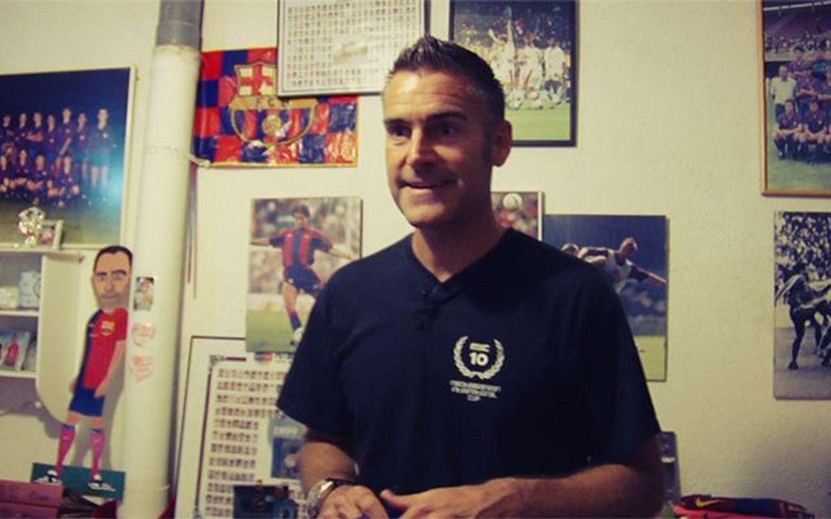 Lluís Carreras i la formació d'Scouting, protagonistes del 2n.