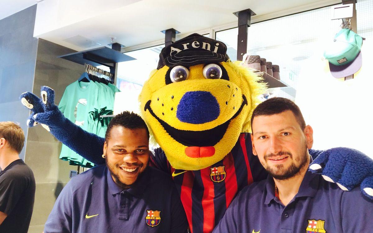 Una jornada llena de actividad para el balonmano en Colonia