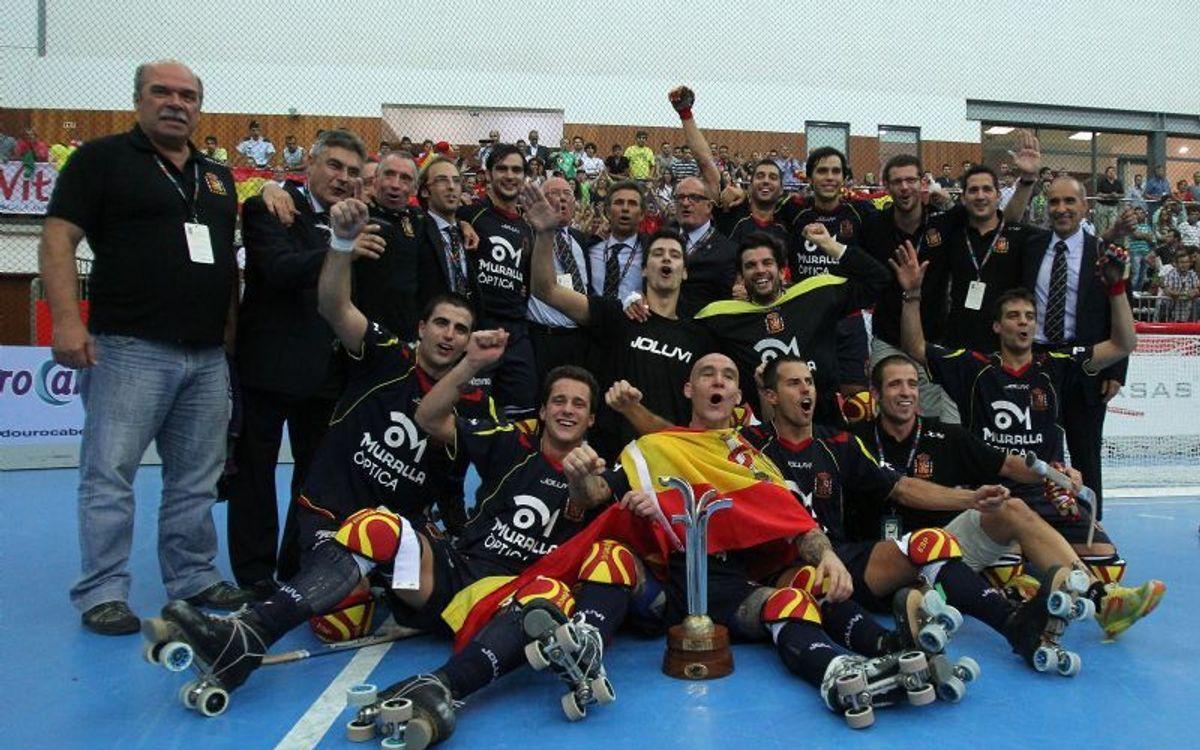 Setè Campionat d'Europa consecutiu per a Espanya, amb Gual i Fernández de titulars