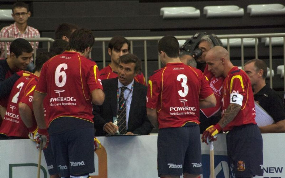 Espanya supera França en el quart partit de l'Europeu (4-1)