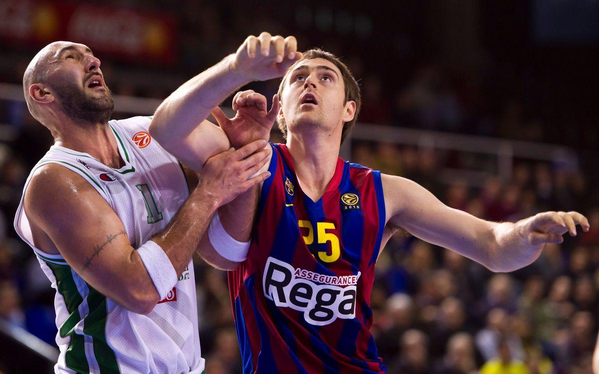Los campeones ACB y de la LEGA se citan en el Palau