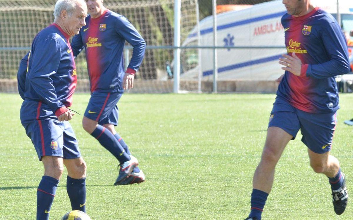 Josep Palau arriba als 500 partits amb l'Agrupació