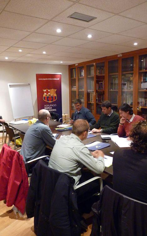 Nou curs sobre l'ús del vídeo a l'esport, per a exjugadors del Barça