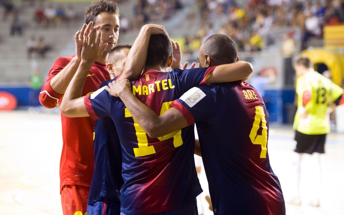 Barça calidade (1-7)