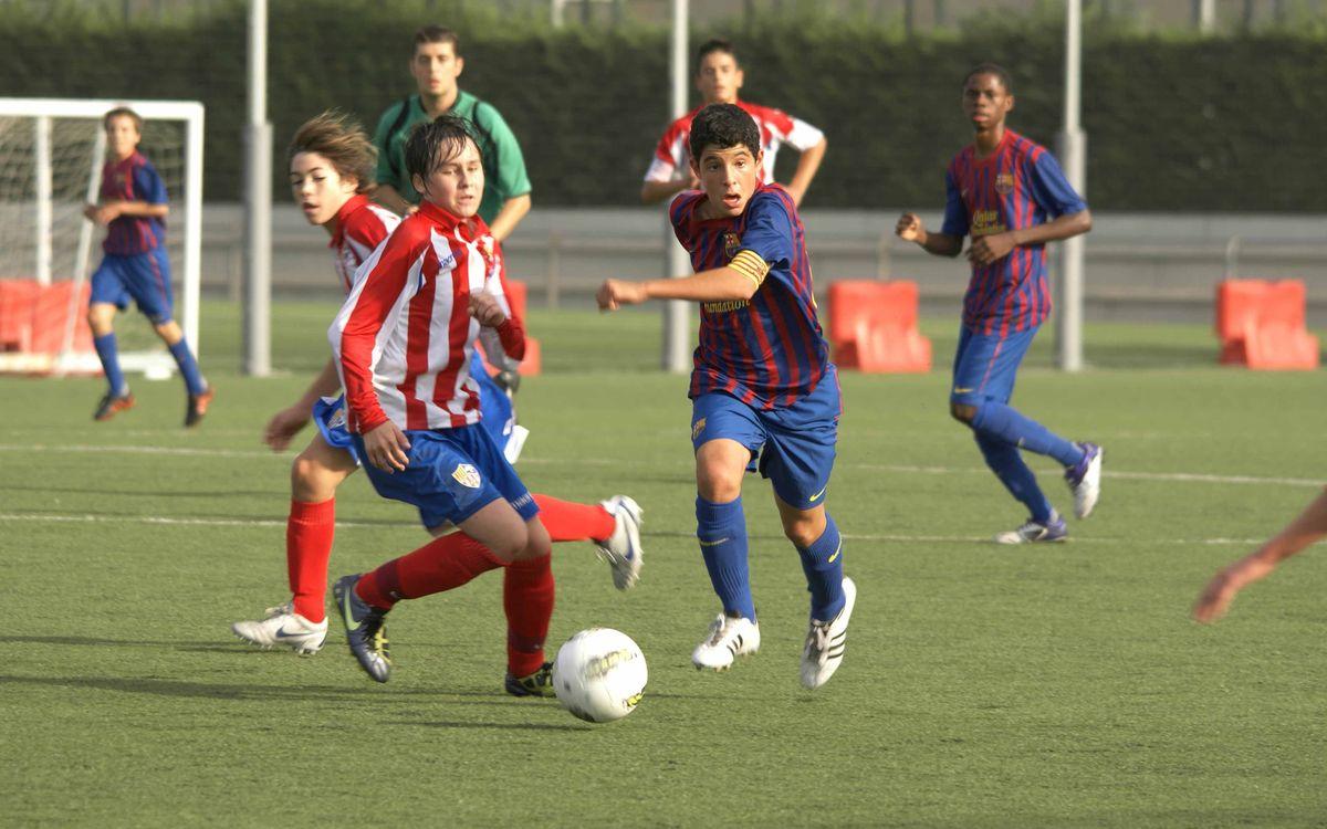 Jornada de buenas victorias y exhibición de buen fútbol en la cantera