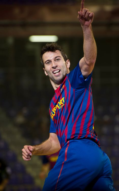 Goleada histórica del Barça Alusport (13-2)