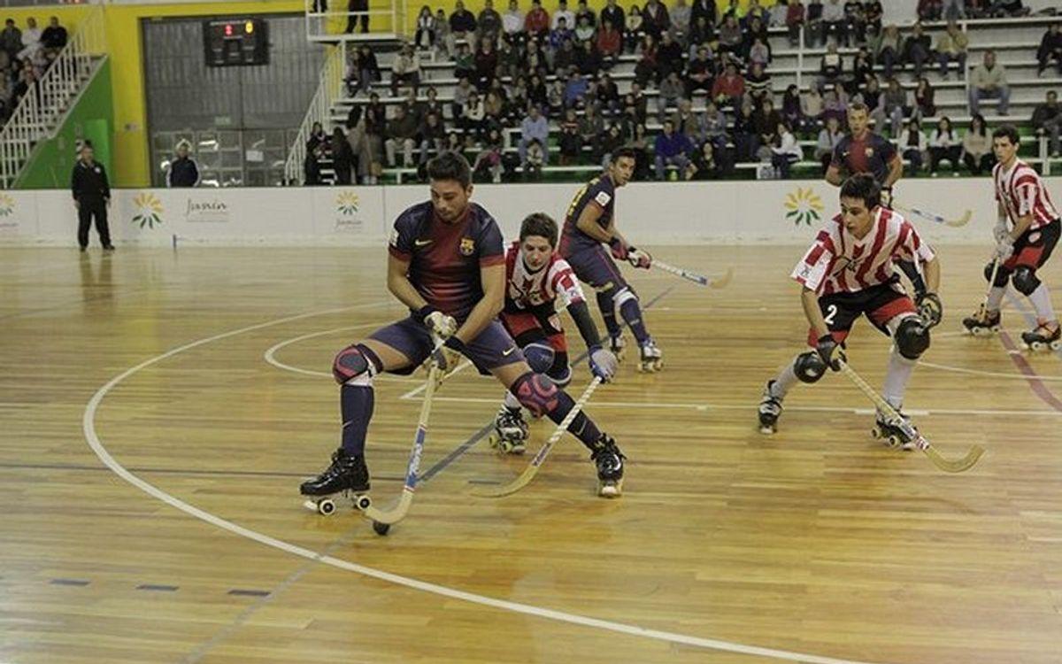 L'hoquei patins supera l'Huracán de Buenos Aires, l'actual campió d'Amèrica del Sud (6-1)