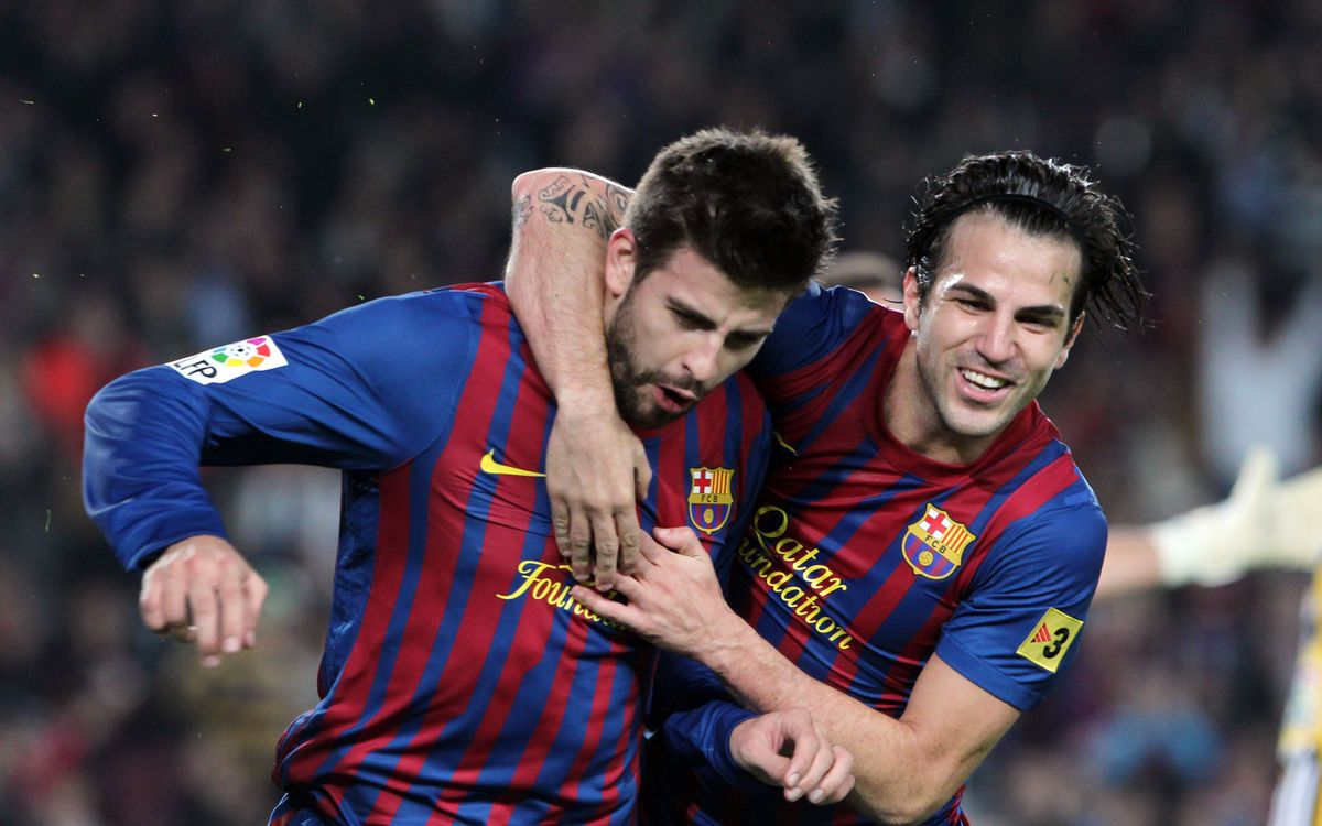 FC Barcelona - Zaragoza: Una actuación colosal (4-0)