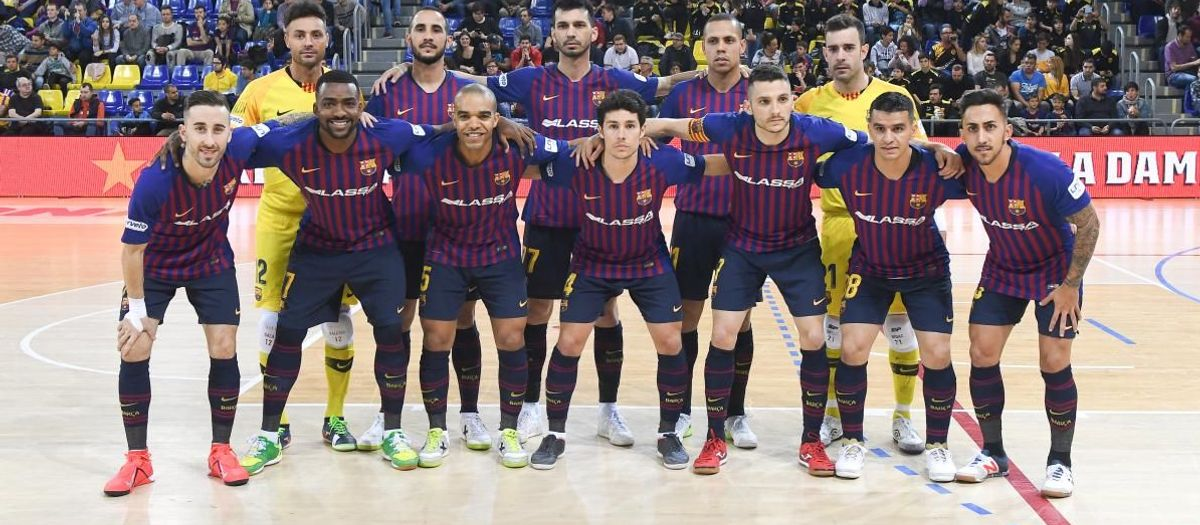 Fútbol Sala - Primer Equipo