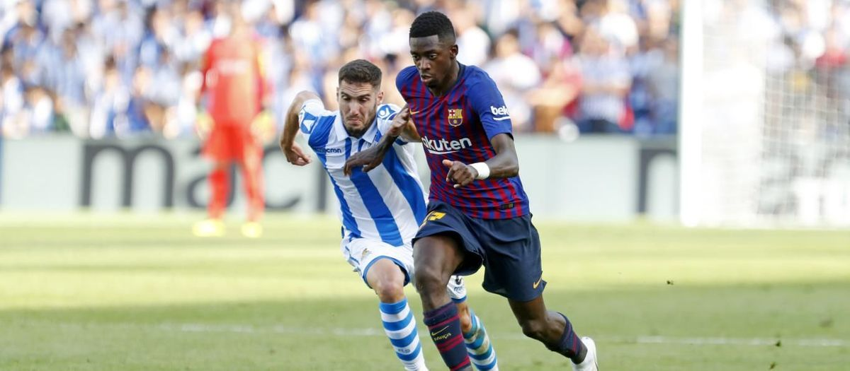 Match preview: FC Barcelona v Real Sociedad