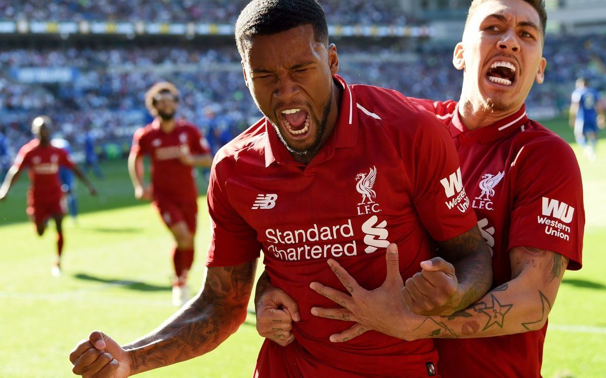 Liverpool win at Cardiff