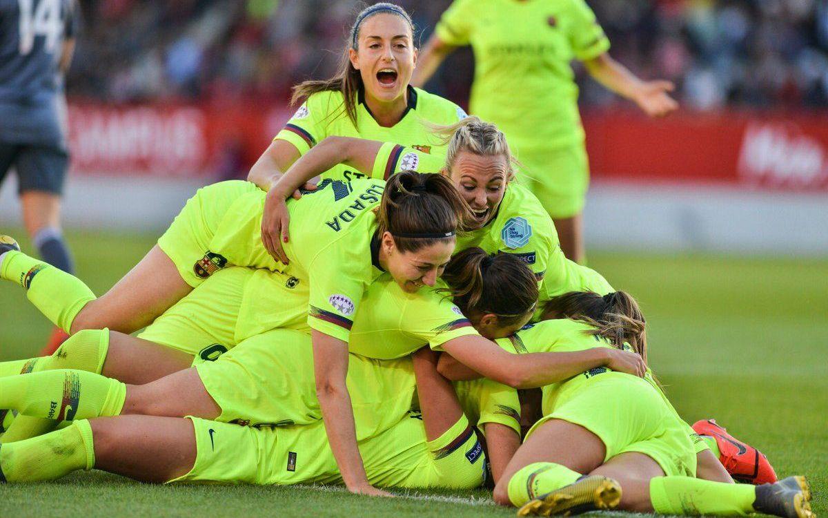 Bayern 0–1 Barça Women: First blood to the blaugrana