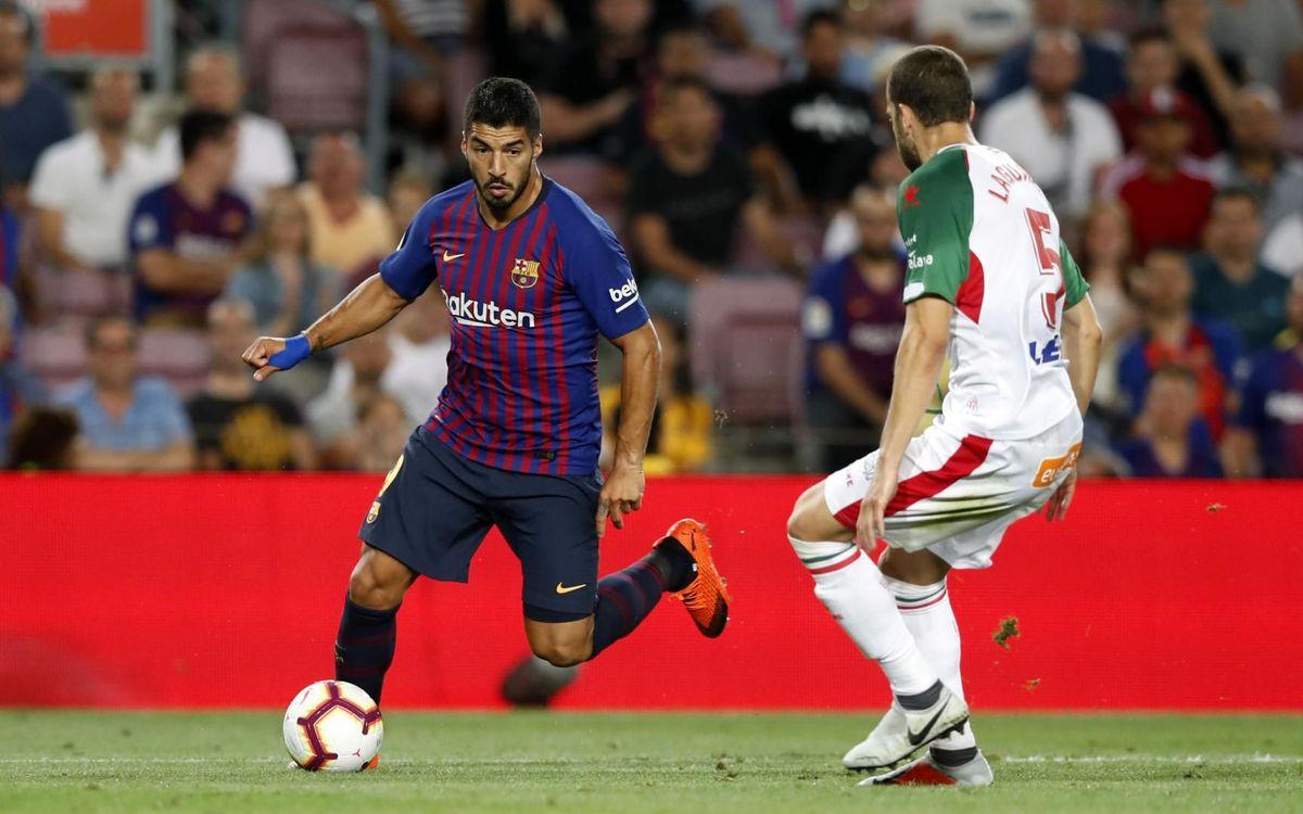 FC Barcelona-Alavés