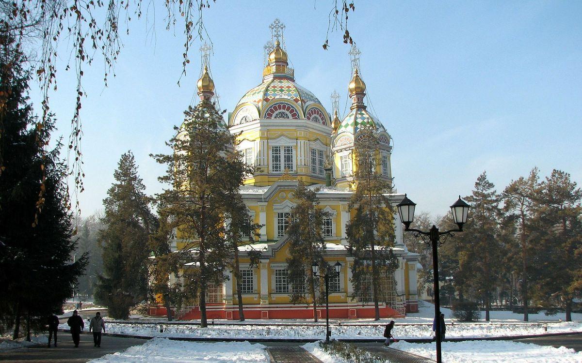Les curiositats del Kazakhstan (i Almati)