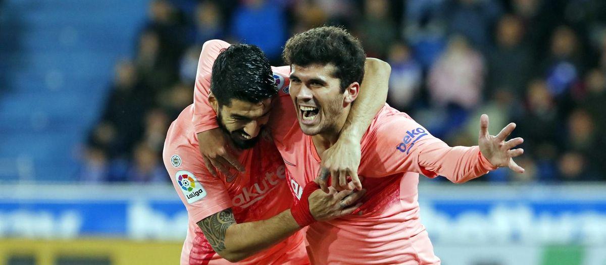 Alavés – Barça : Le titre leur tend les bras (0-2)