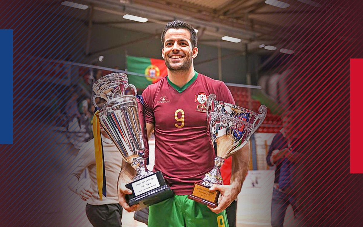 João Rodrigues, campeón de la Copa de las Naciones