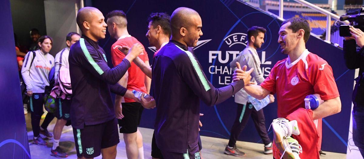 Una semifinal especial per a Léo Santana
