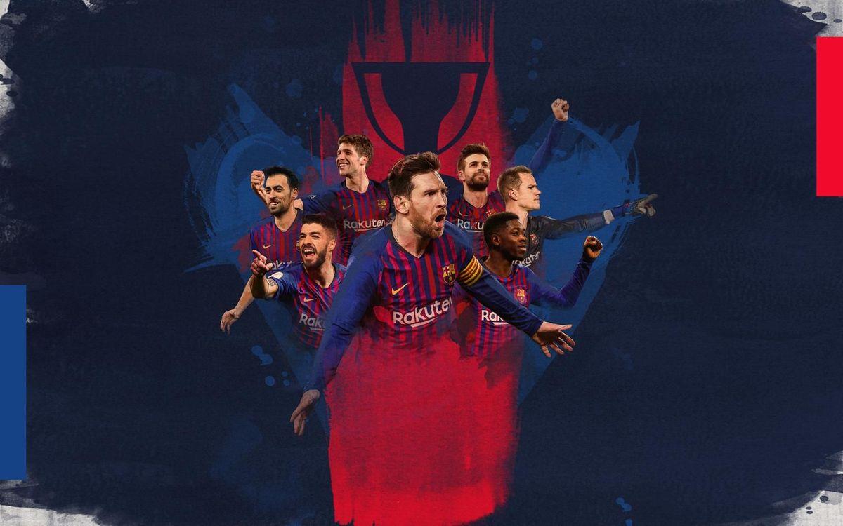 La Liga Champions!