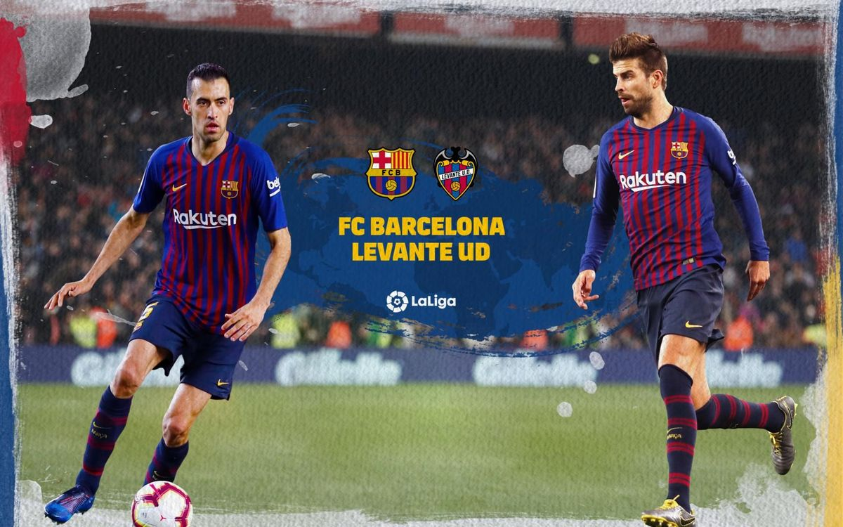 When and where to watch Barça v Levante
