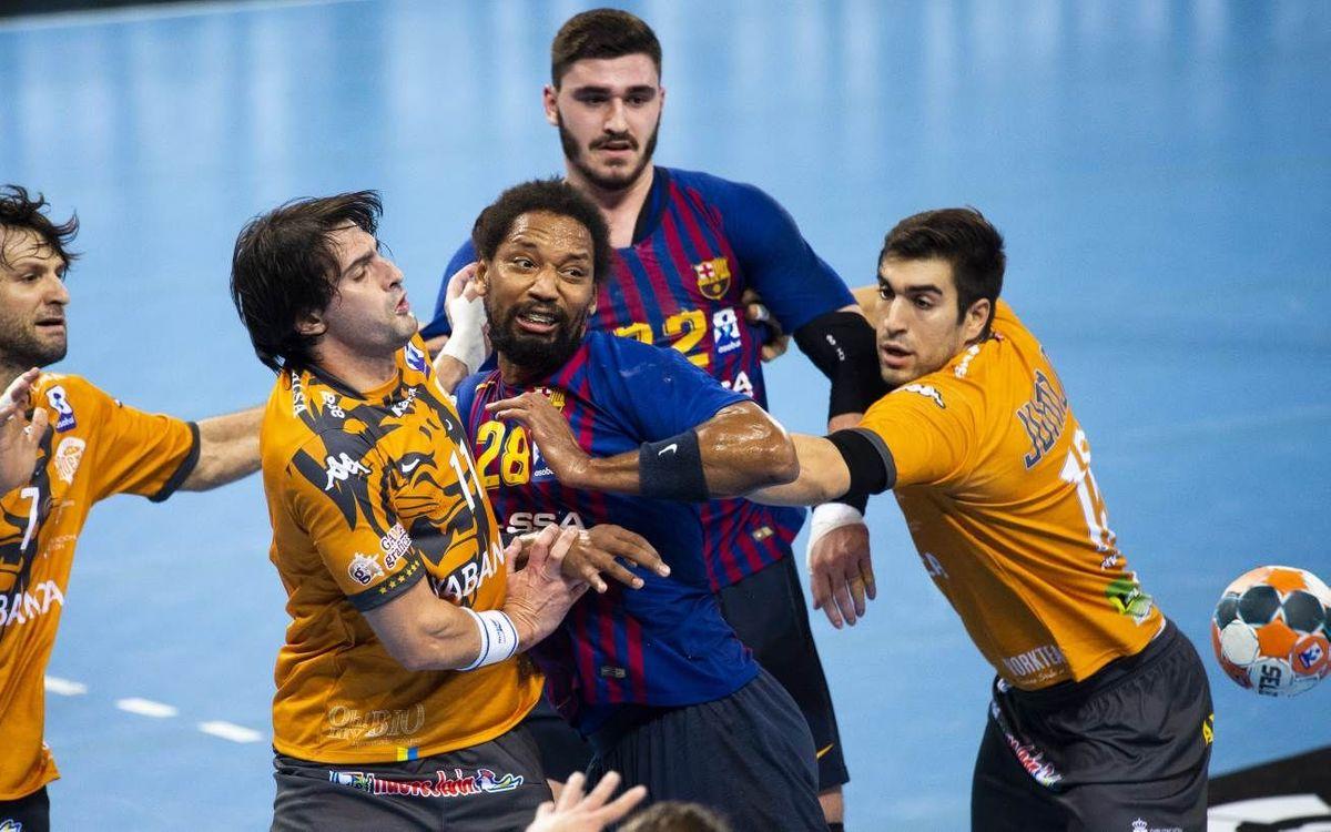 Ademar León – Barça Lassa: Cuestión de profesionalidad