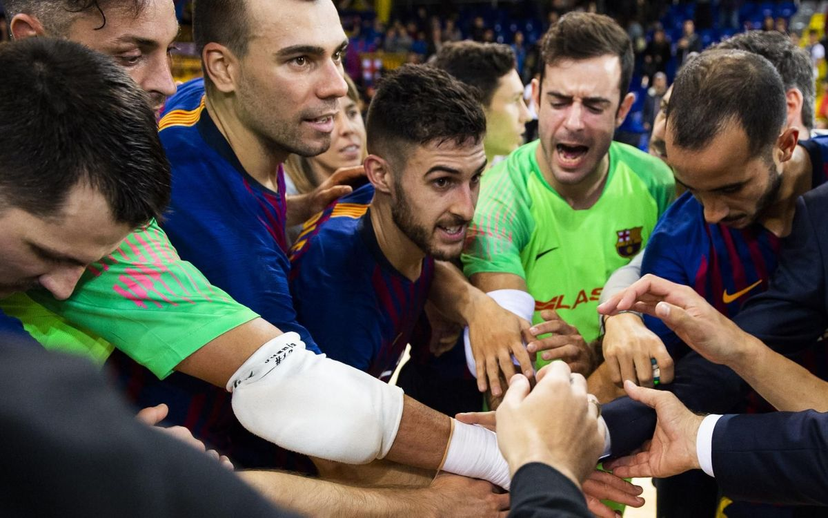 Los retos del Barça Lassa