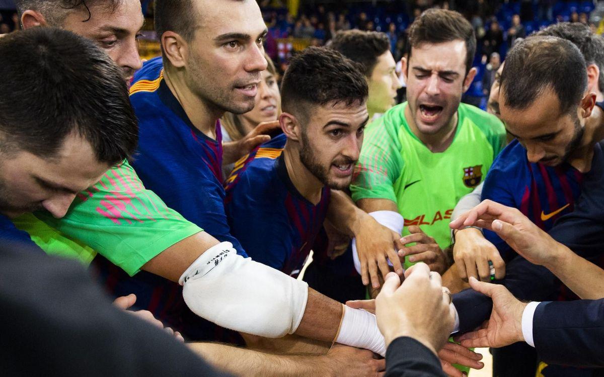 Els reptes del Barça Lassa