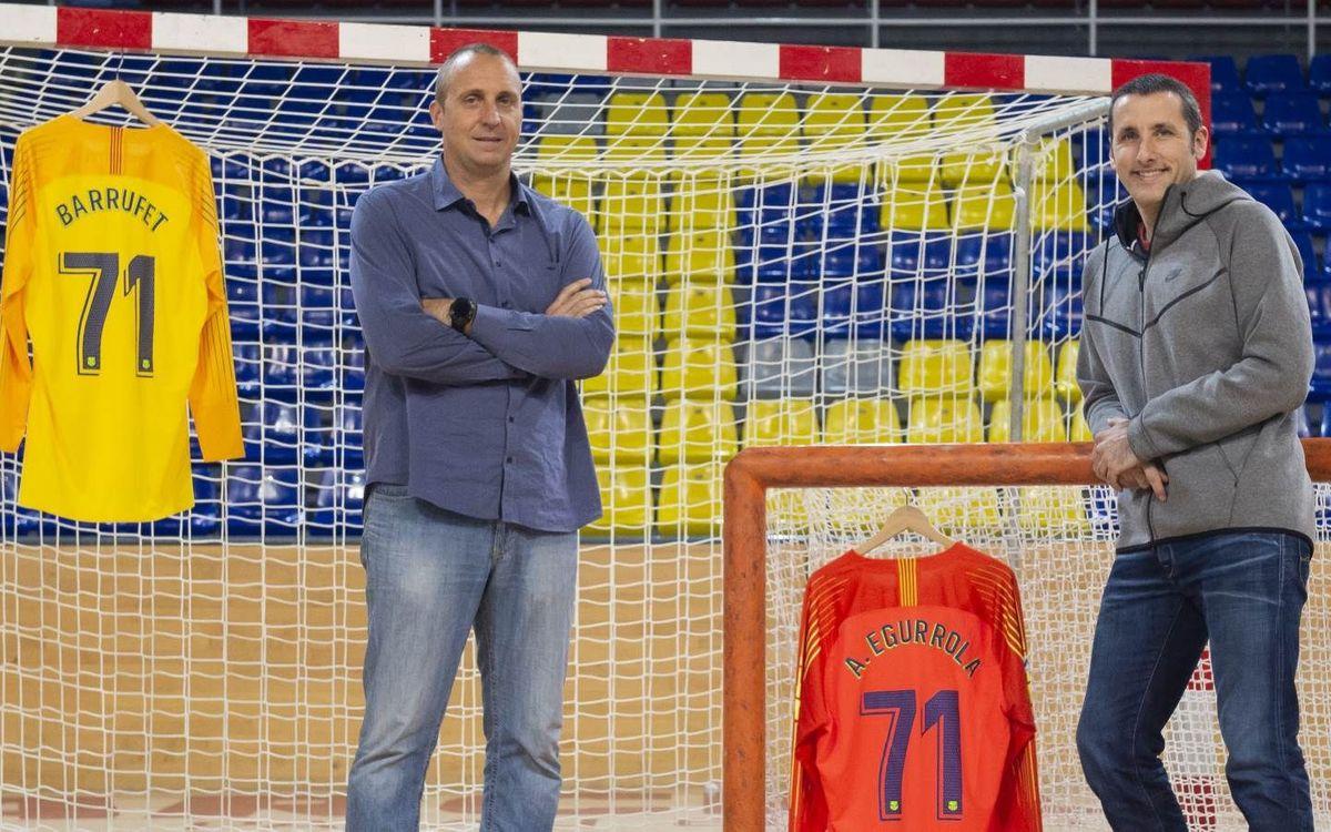 Barrufet - Egurrola: ¡Los campeones de los 71 títulos!