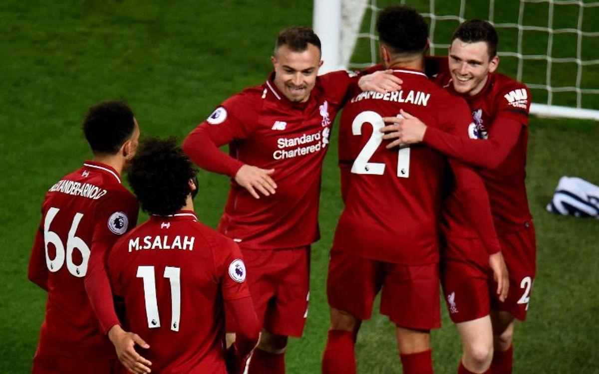 ¿Cómo llega el Liverpool al Camp Nou?