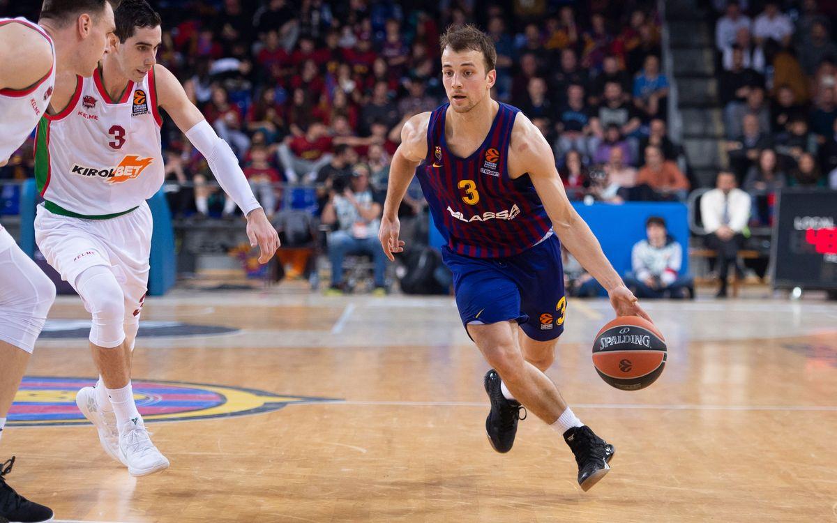 Barça Lassa - Kirolbet Baskonia: Obligados a cambiar el chip