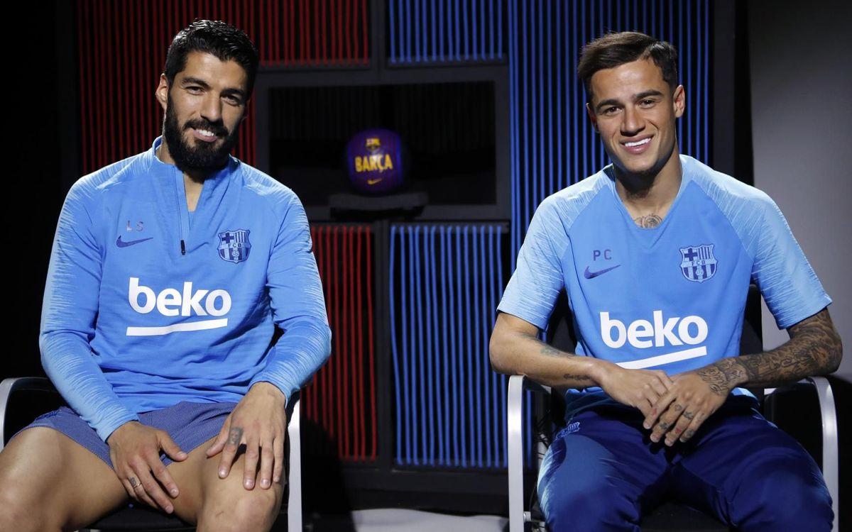 Suárez i Coutinho alerten dels perills del Liverpool