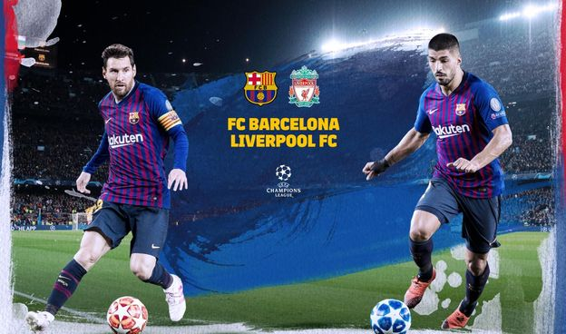 When and where to watch FC Barcelona - Liverpool FC