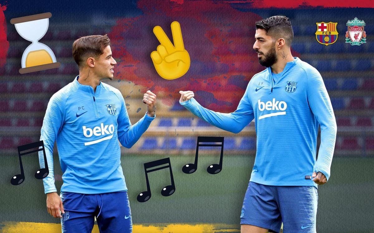 Suárez vs. Coutinho: Qui sap més del Liverpool?