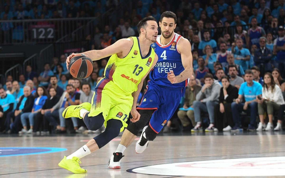 Anadolu Efes 80-71 Barça Lassa: The European dream is over
