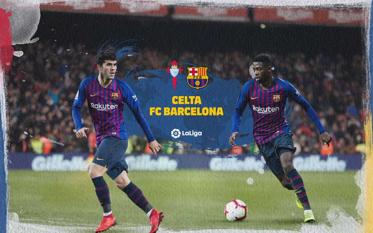 When and where to watch Celta v Barça