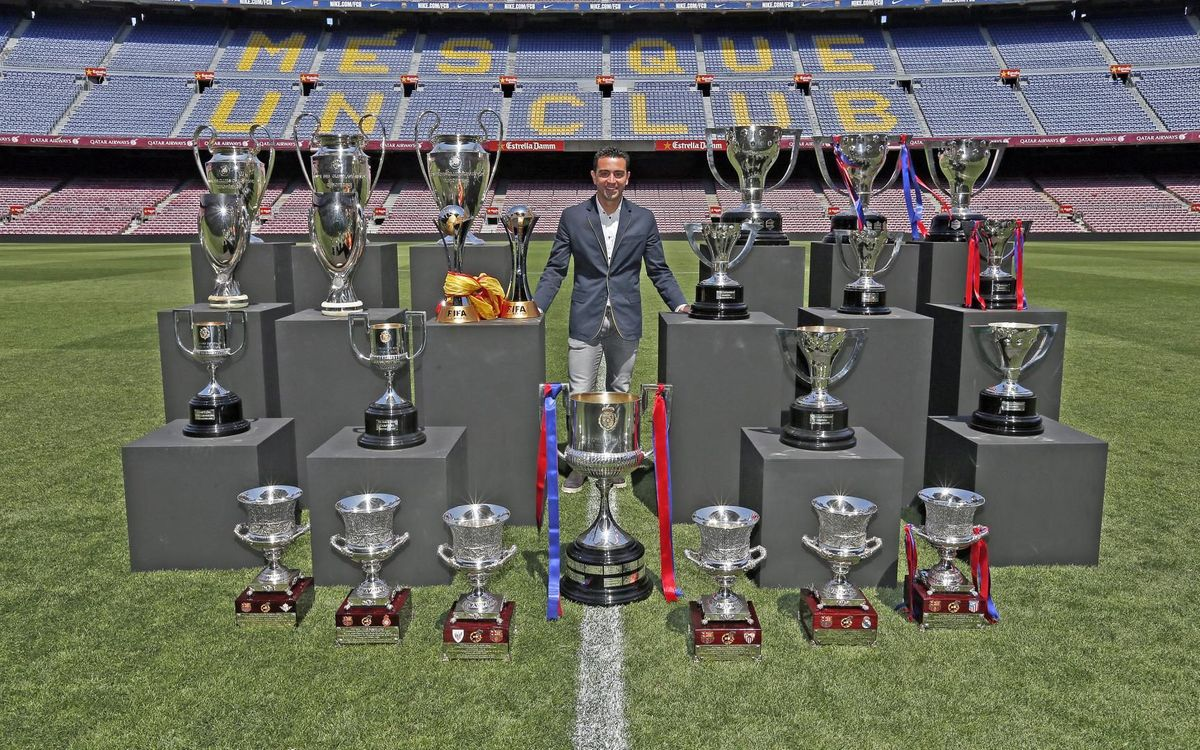 Xavi Hernández to retire at end of season