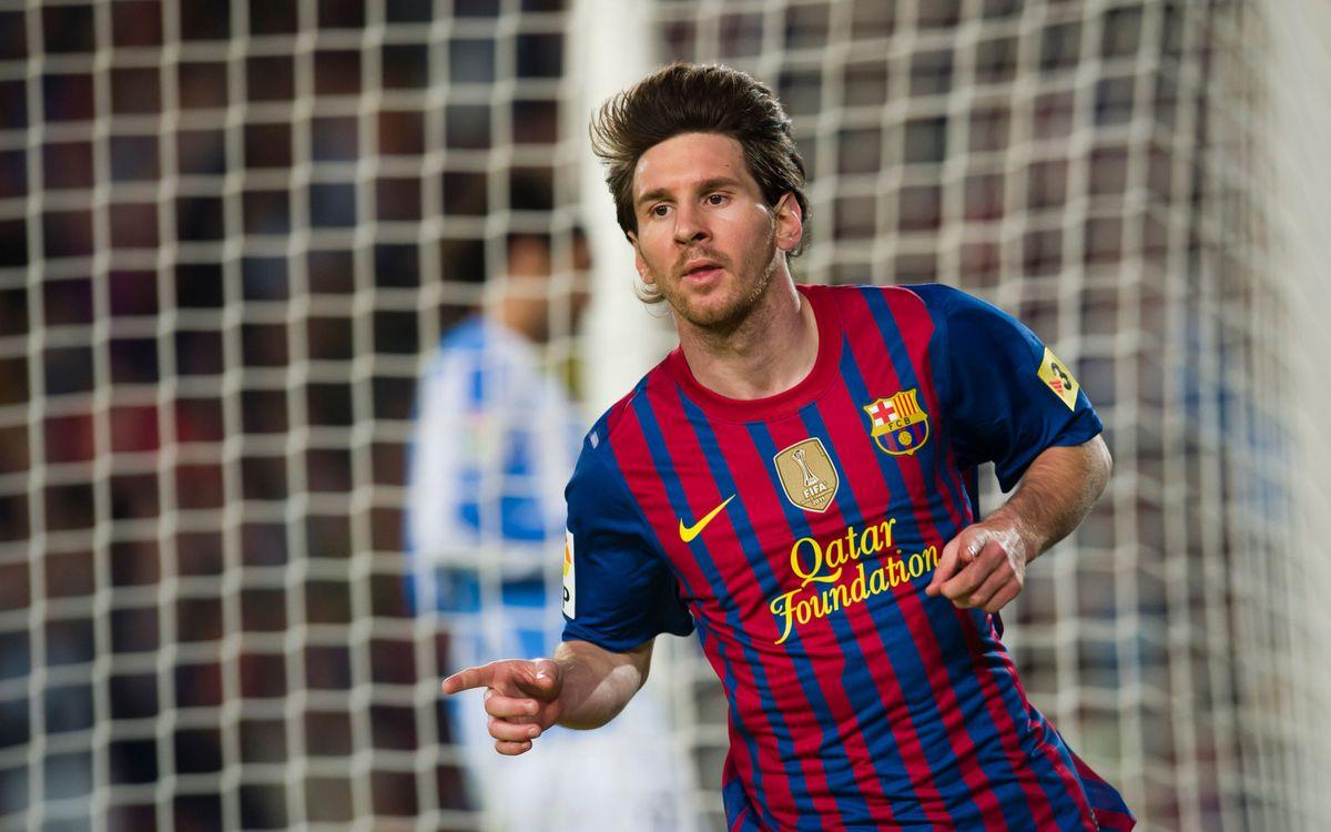 Los 25 mejores goles de Messi... que ya no recordabas
