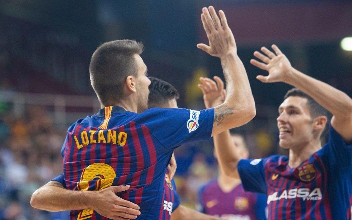 El playoff contra Levante ya tiene horarios