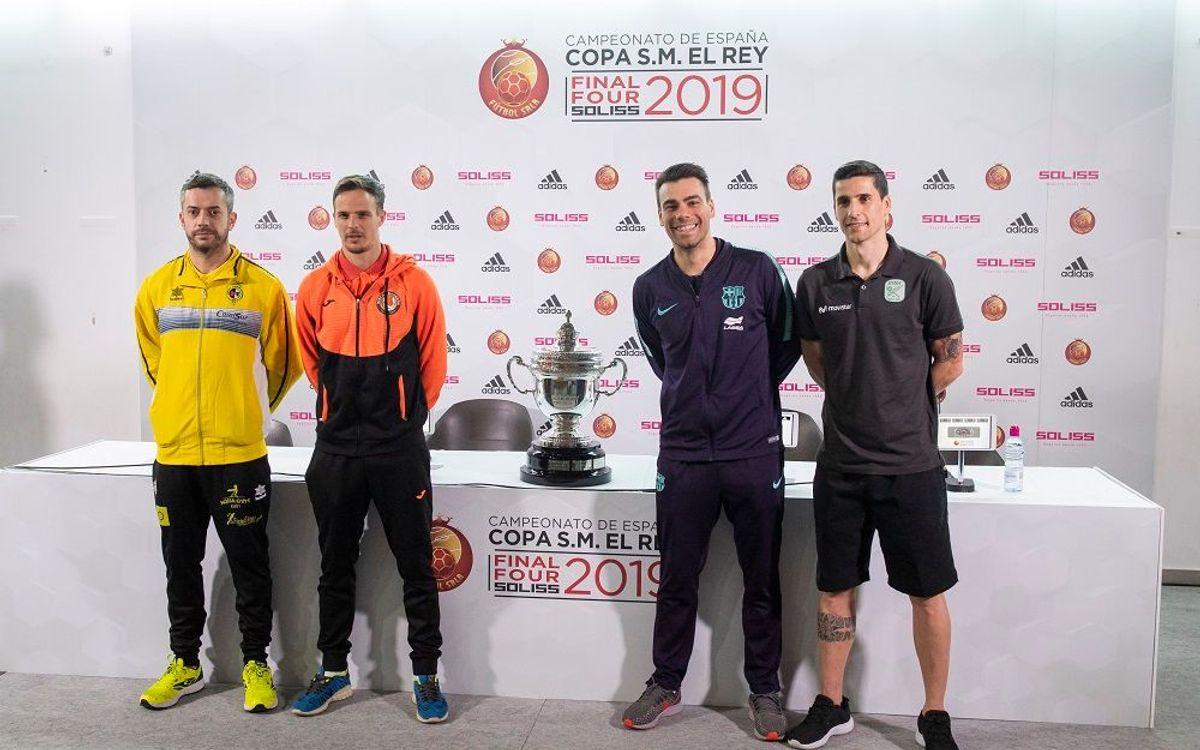 Movistar Inter - Barça Lassa: Comienza la reválida de la Copa