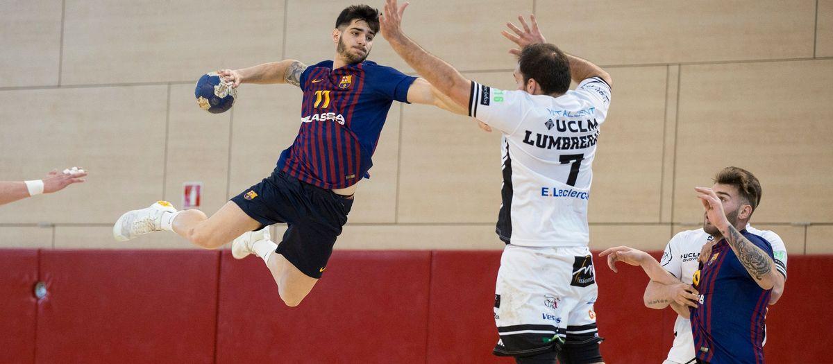 Barça Lassa B – Vestas Alarcos Ciudad Real (25-30): L'experiència és clau
