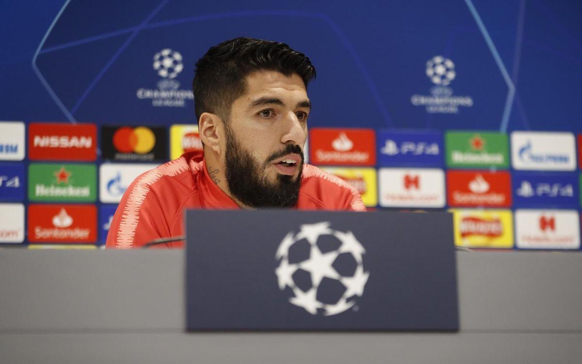 Suárez: