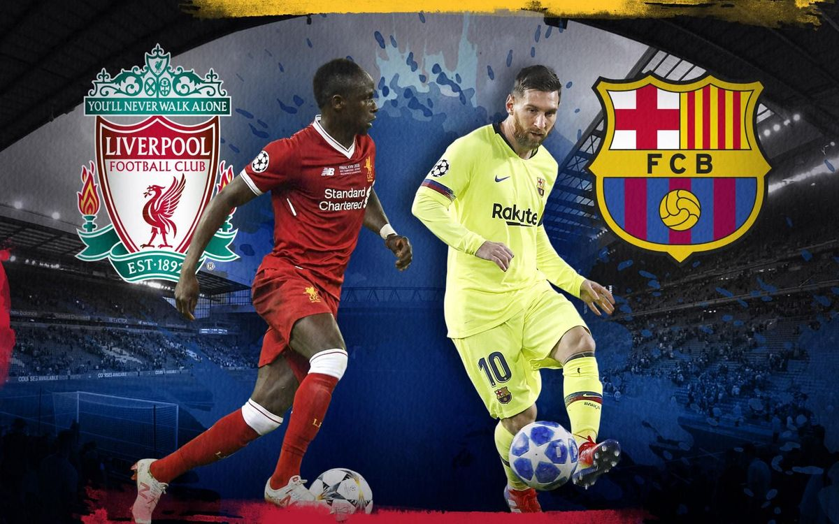 PREVIEW: Liverpool FC v FC Barcelona