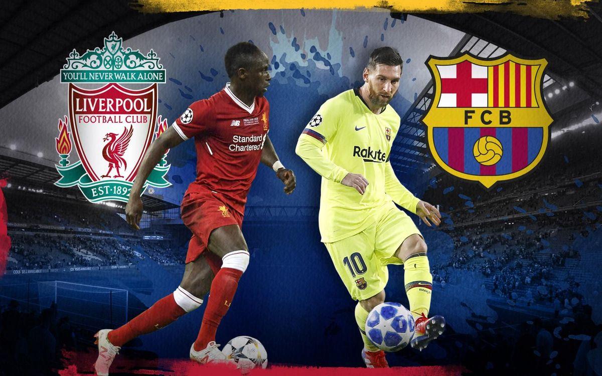 Liverpool - Barça  : Écrire l'histoire à Anfield