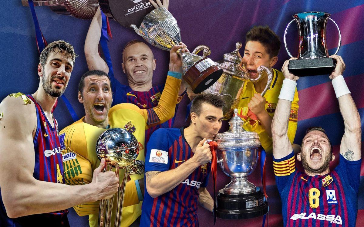 Los dueños de la Copa