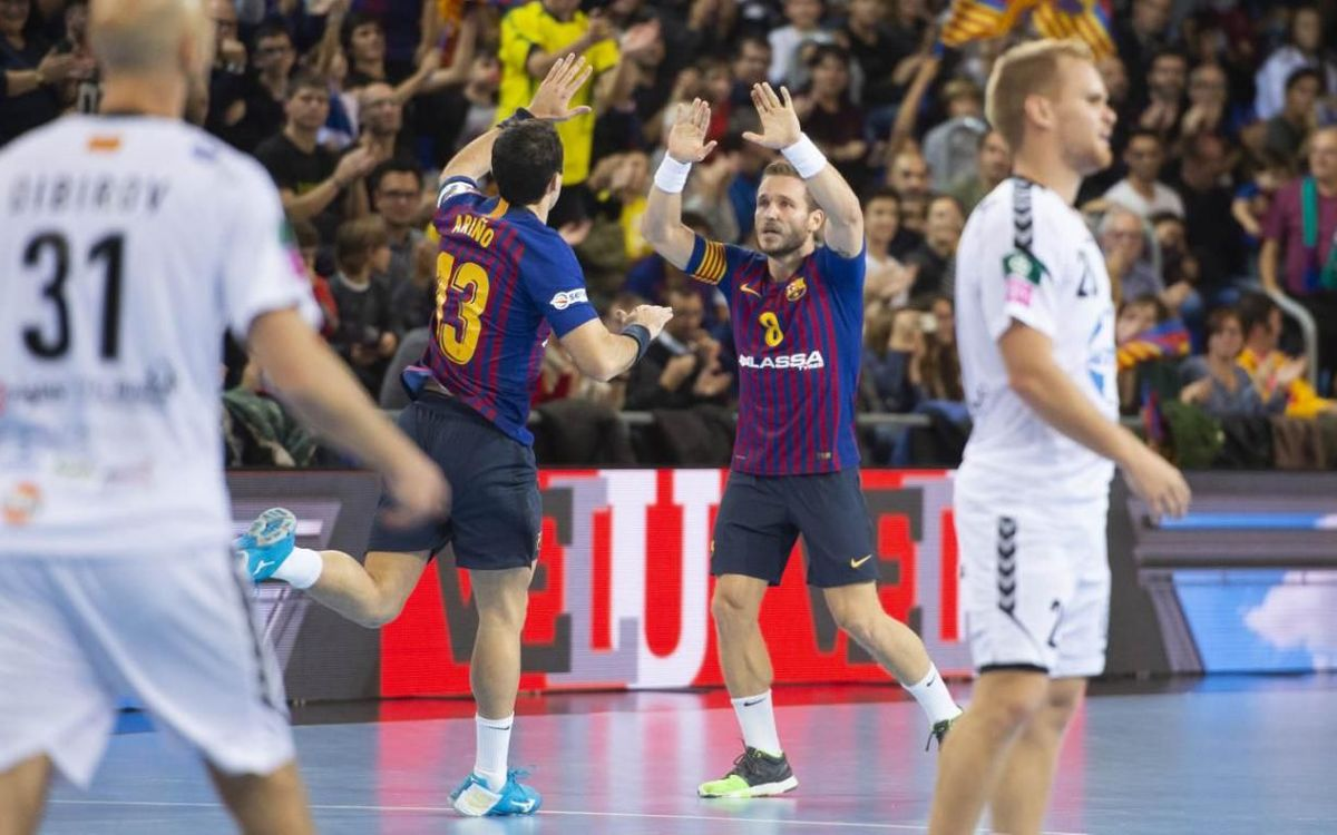 Barça Lassa – HC Vardar a la Final Four