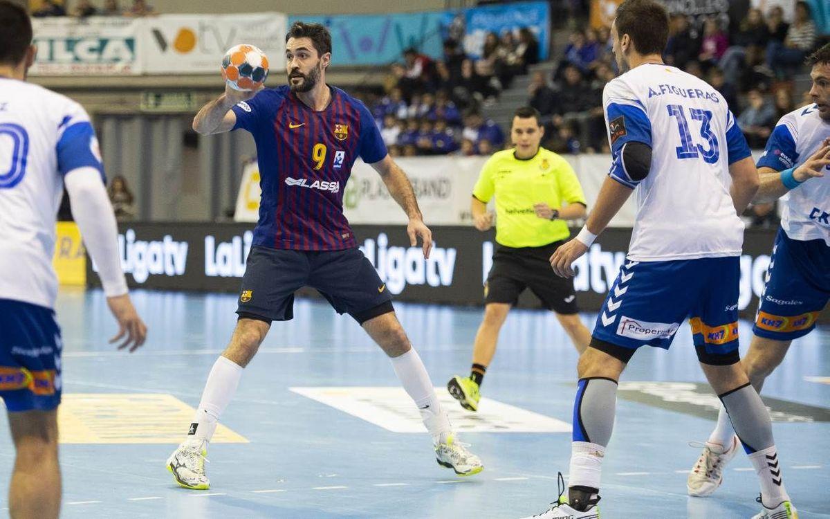 Barça Lassa – Fraikin Granollers: Un derbi para encarar el último mes