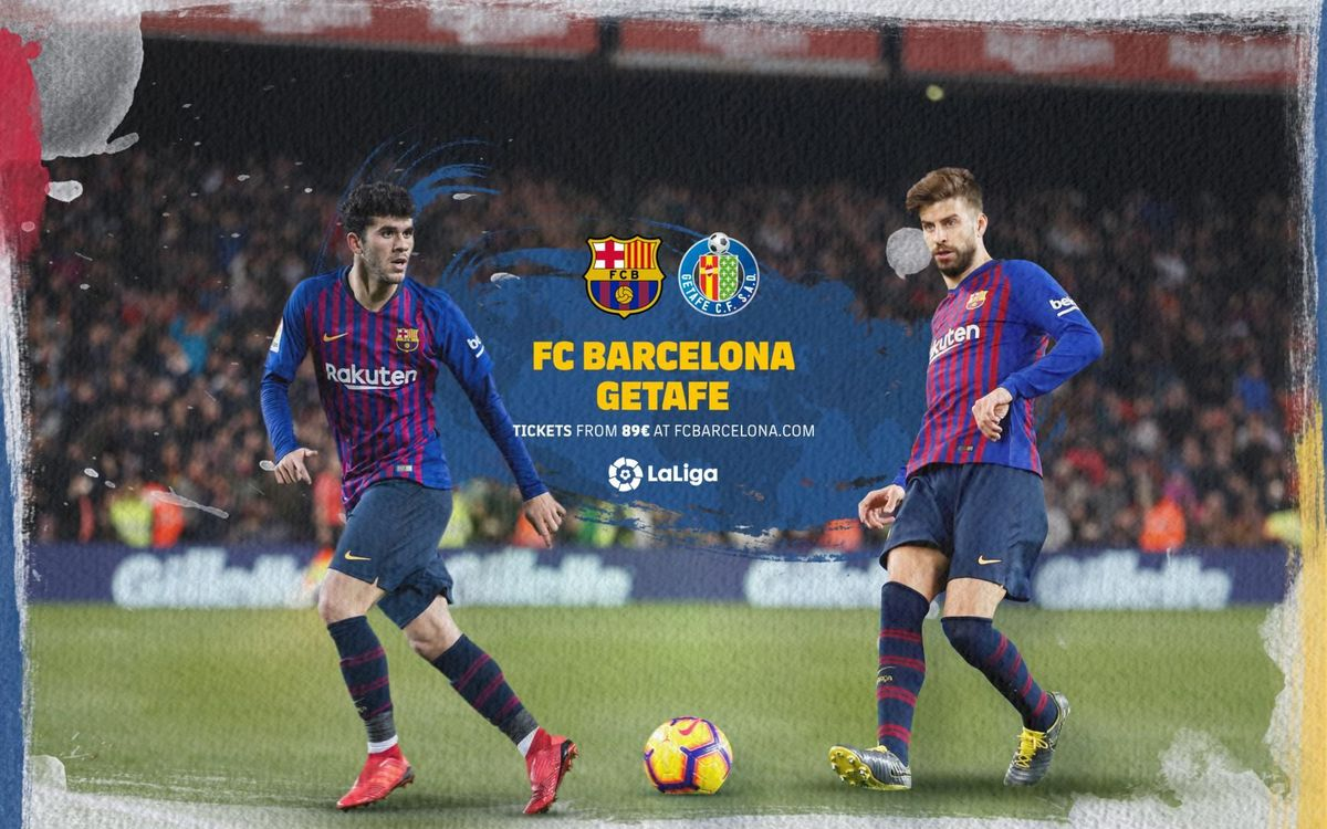 When and where to watch Barça vs Getafe